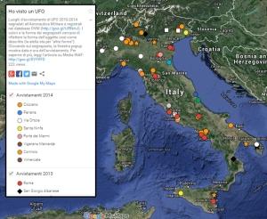 mappa-avvistamenti